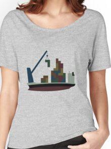 TetriShip Women's Relaxed Fit T-Shirt