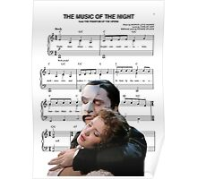 The Music of the Night - Phantom of the Opera Poster