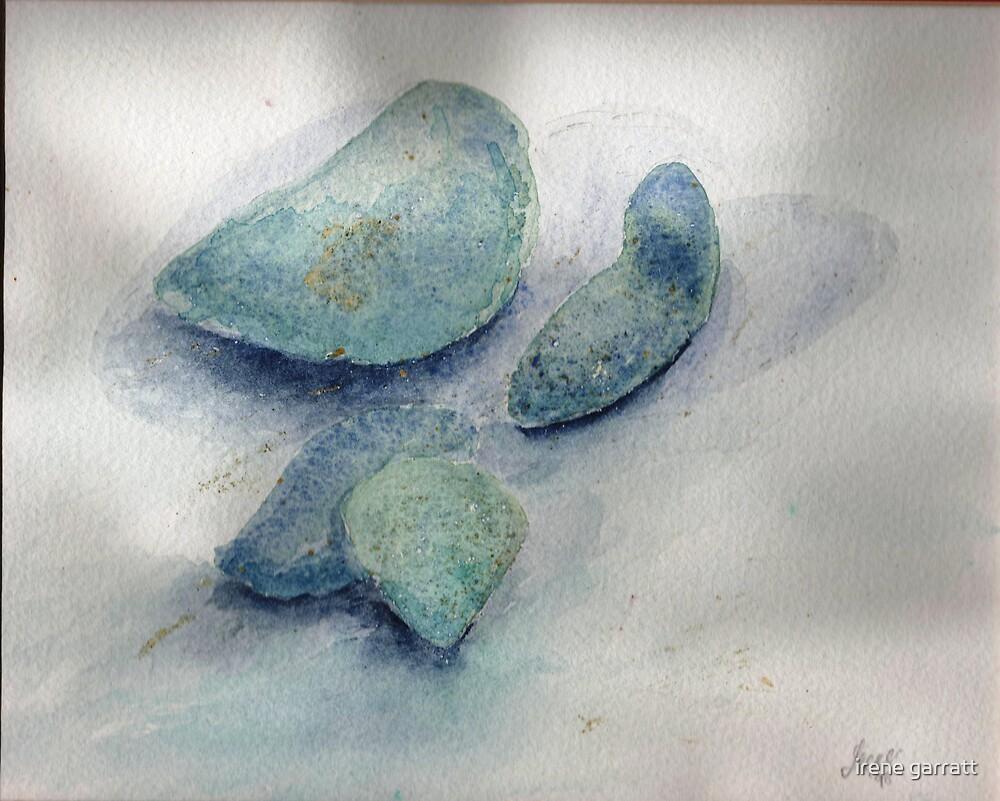 Stones by irene garratt