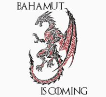 Bahamut Is Coming by Hilly14HD