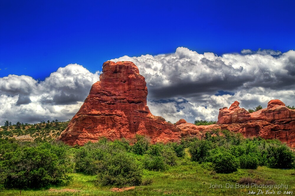 Summer in South Valley by John  De Bord Photography