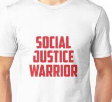 SOCIAL JUSTICE WARRIOR Unisex T-Shirt