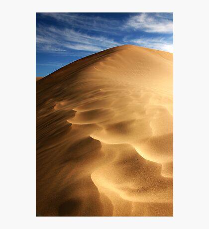 Ripples of Sand Photographic Print
