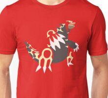 Groudon Pokemon Omega Ruby Unisex T-Shirt
