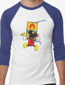 Mousetrap Men's Baseball ¾ T-Shirt