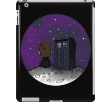 Dr whonuts iPad Case/Skin