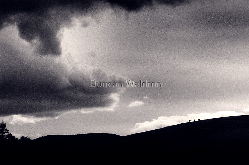 Heavy sky by Duncan Waldron
