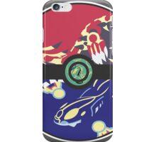 Mega Legendary Pokemon iPhone Case/Skin