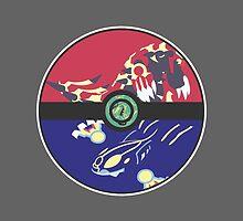 Mega Legendary Pokemon by Roes Pha