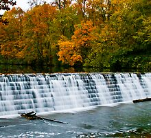 Stony Creek Dam by Benjamin Young