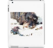 Vacation-Relaxation iPad Case/Skin