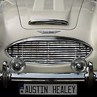 Austin Healey by Astrid Pardew