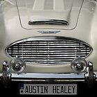 Austin Healey by PhotoArtBy Astrid