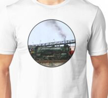 Steam Locomotive Unisex T-Shirt