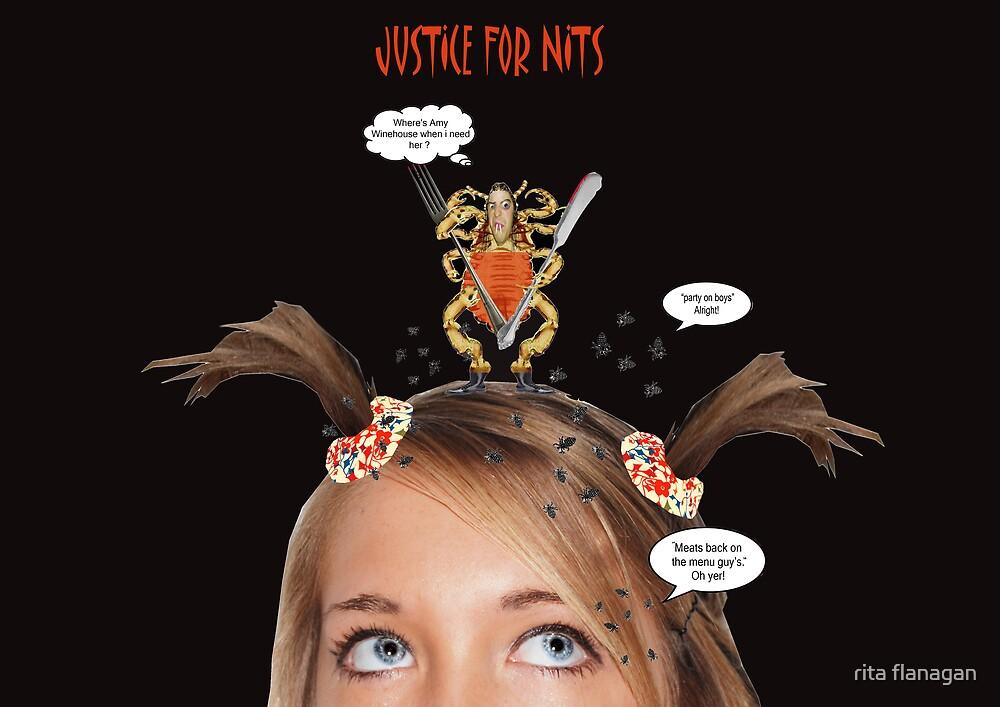 Justice 4 nits by rita flanagan