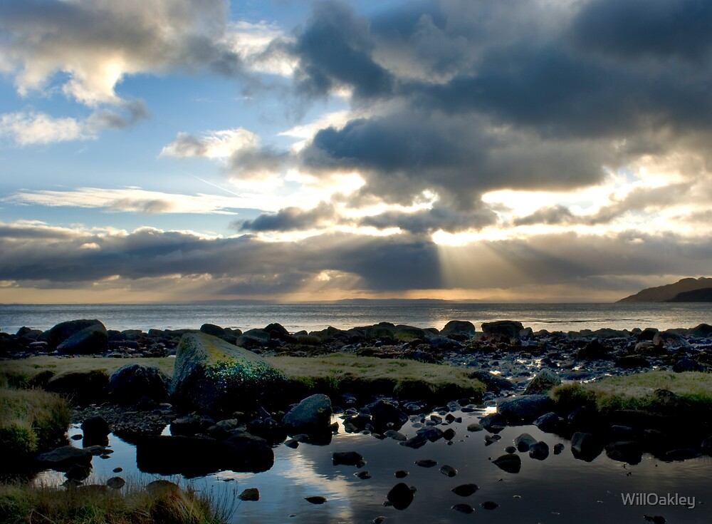Buy image @ www.willoakley.com Arran Morning  by WillOakley
