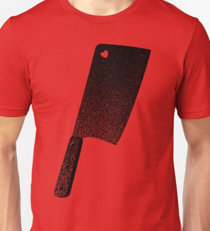 Meat Cleaver of Love T-Shirt