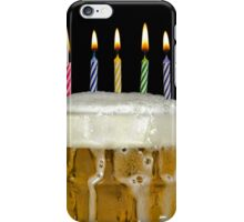 Birthday Beer iPhone Case/Skin