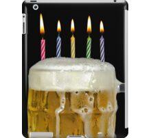 Birthday Beer iPad Case/Skin