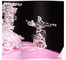 X-Mas Snowflake ! Poster