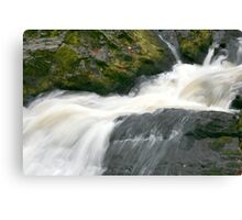 The River Feaugh Aberdeenshire Canvas Print