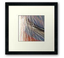 Grind Framed Print