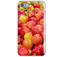 Michigan Apples iPhone Case/Skin