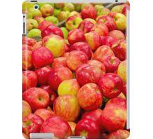 Michigan Apples iPad Case/Skin