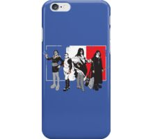 French Kissers iPhone Case/Skin