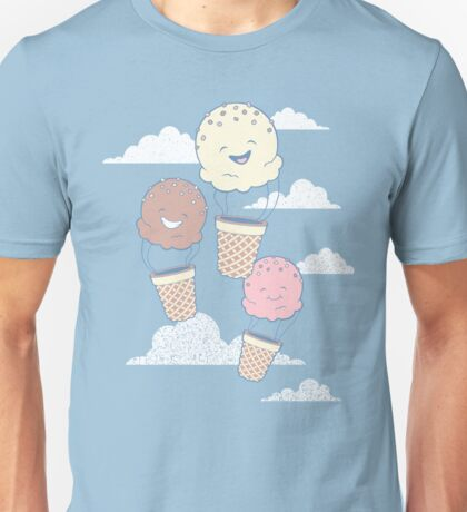 Floatin Scoops T-Shirt