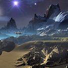 Krill City/Stardock. by AlienVisitor