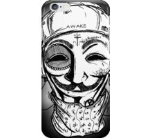Anonymous for Vendetta  iPhone Case/Skin