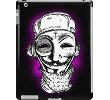 Occupy for Vendetta  iPad Case/Skin