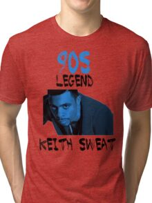 Keith Sweat Tri-blend T-Shirt