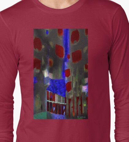 City Harlequin Long Sleeve T-Shirt