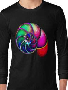 Worm Psychedelica. Long Sleeve T-Shirt