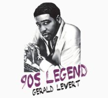 Gerald Levert by Soul-Tshirts