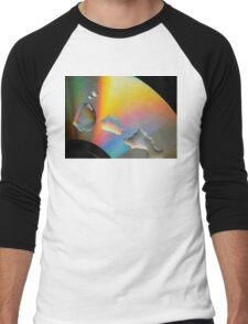light music   Men's Baseball ¾ T-Shirt