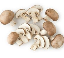 Mushrooms for a Healthy and Nutritious Cuisine by etienjones