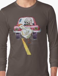 Chicken Dance Long Sleeve T-Shirt