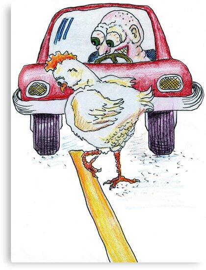 Chicken Dance by Hoffard