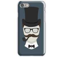 Movember inspired project iPhone Case/Skin