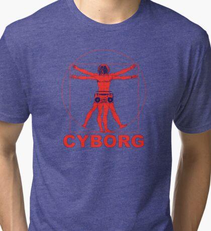 Cyborg Tri-blend T-Shirt