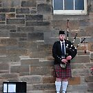 The lone Scotsman by mik013