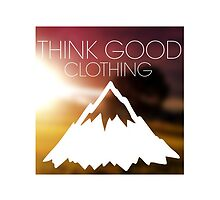 Think Good™ Mountain by thinkgood