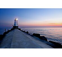 Beacon Photographic Print