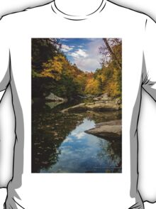McConnell's Mill in Autumn (2) T-Shirt