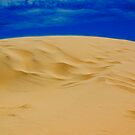 Blue Dunes by Sarah Moore