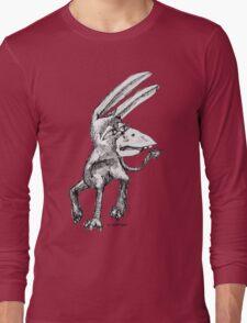 Donkey Bird Long Sleeve T-Shirt