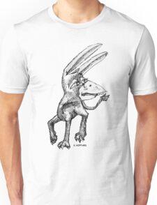 Donkey Bird Unisex T-Shirt
